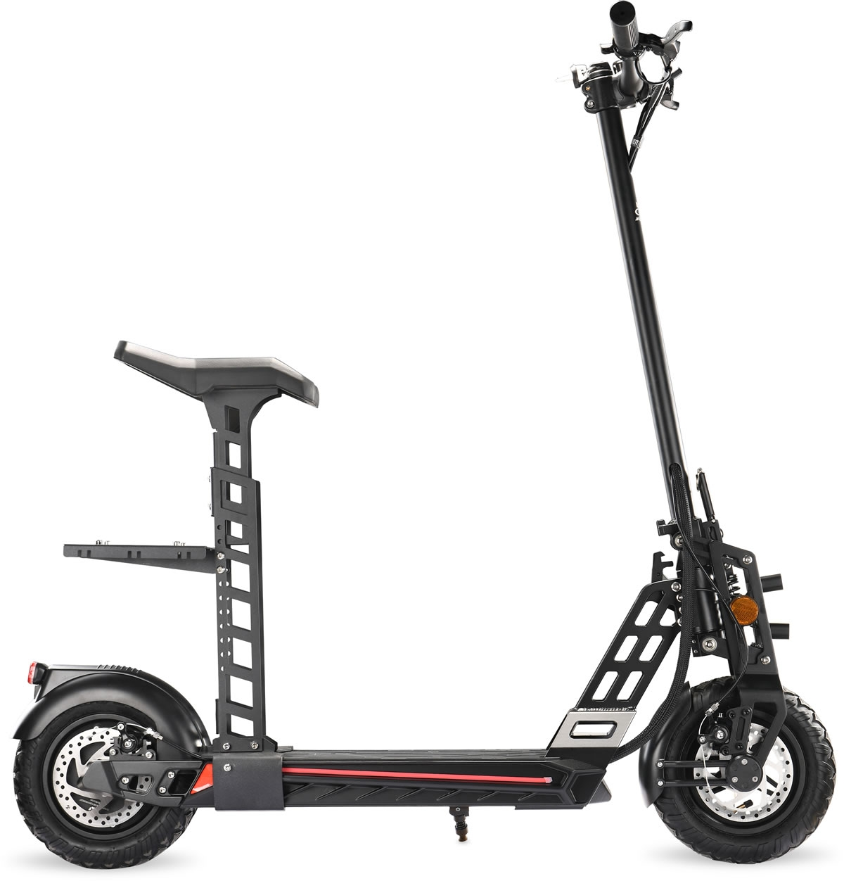 Highest spec scooter