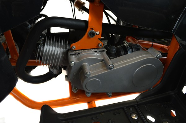 49cc z20 kinder benzin atv quad motorrad orange. Black Bedroom Furniture Sets. Home Design Ideas
